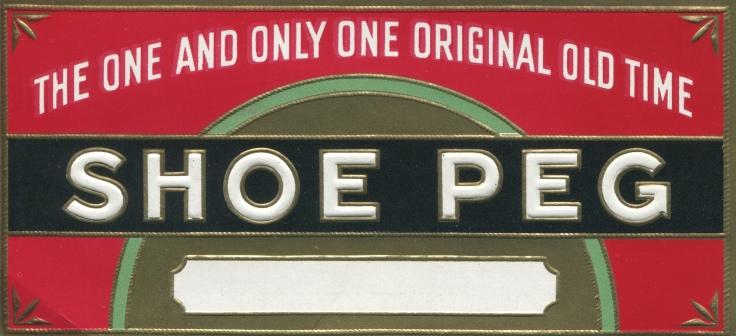 vintage tobacco label